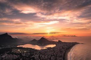 Rio de Janeiro Sonnenaufgang