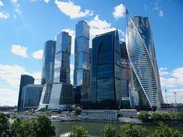 Moskau Stadt