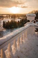 arkhangelskoye, moskau, russland foto