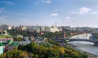 Moskauer Kreml foto