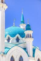 kazan russland moschee kul sharif foto