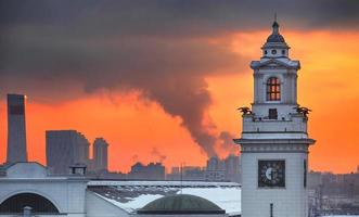 Turmbahnhof foto