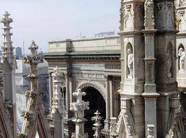 Galleria di Milano foto