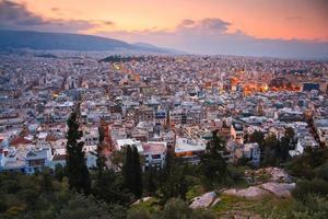 Athen, Griechenland foto