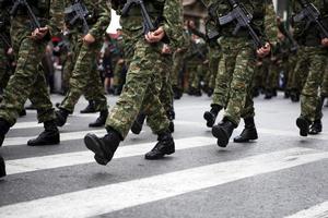 Militärstiefel