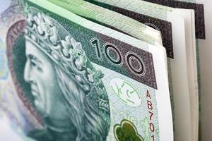polnisches Geld foto