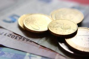 helles Geld foto