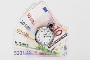 Euro Zeit foto