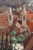 Geschichte des alten Prag