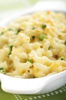 Makaroni und Käse foto
