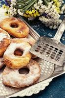 süße Donuts foto