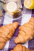 Croissant foto