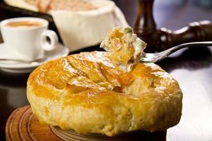 irischer Kuchen foto