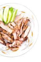 Schweinefleisch grillen