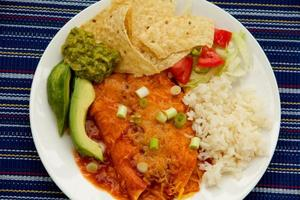 Enchilada Platte foto