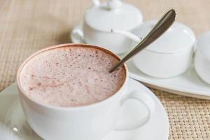 Heißer Kakao foto