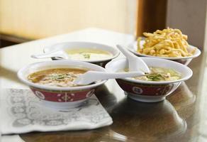 chinesische Suppen 2