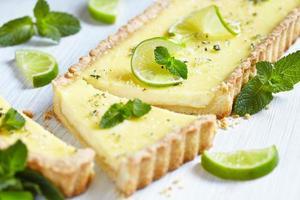 Mojito-Kuchen foto