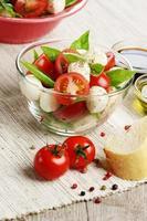 Salat Caprese foto