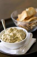 Artischocken-Hummus foto