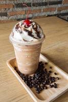 Eis Kaffee foto
