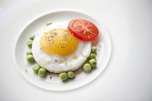 einfaches Frühstücksrezept foto