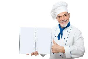 hübscher Koch