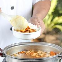 Koch kochen foto