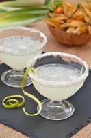 der Cocktail. foto