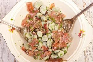 Saubohnensalate