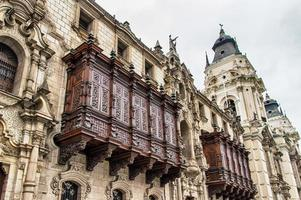 der Palast des Erzbischofs foto