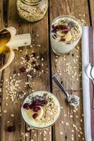 Bio gesundes Frühstück