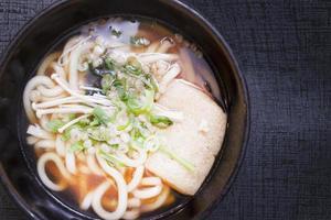 noodles_udon noodles_hotfood_fried tofu foto