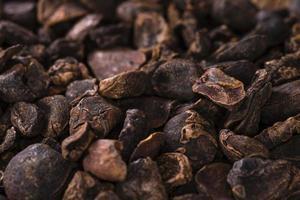 ganze Cola-Nüsse (Hintergrundbild) foto