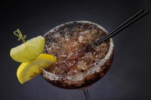 exotischer Cocktail foto