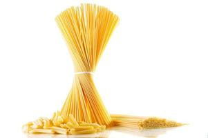 Spaghetti-Nudeln foto