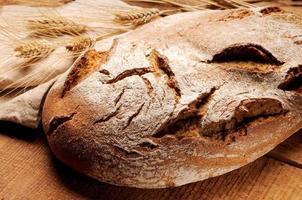Krustiges Brot foto