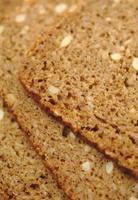 geschnittenes Brot foto