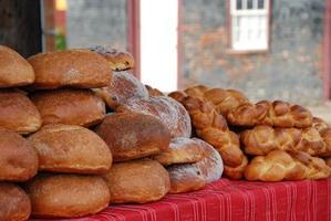 frisches Brot foto