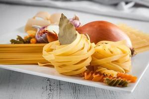 italienisches Essen foto