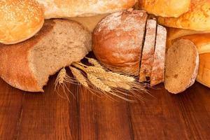 Gruppe Brot foto