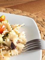 mediterrane Pasta foto
