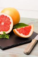 reife Grapefruit