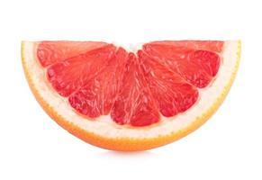 Grapefruitscheibe foto