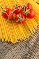 Pasta Hintergrund foto