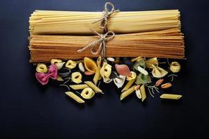 Italienische Pasta foto