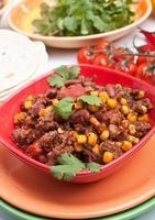 Rindfleisch-Chili foto