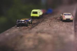 Spielzeugautos foto