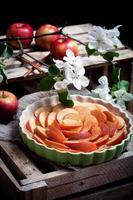 Apfelkuchen foto