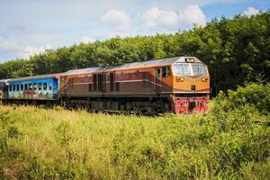 Züge foto